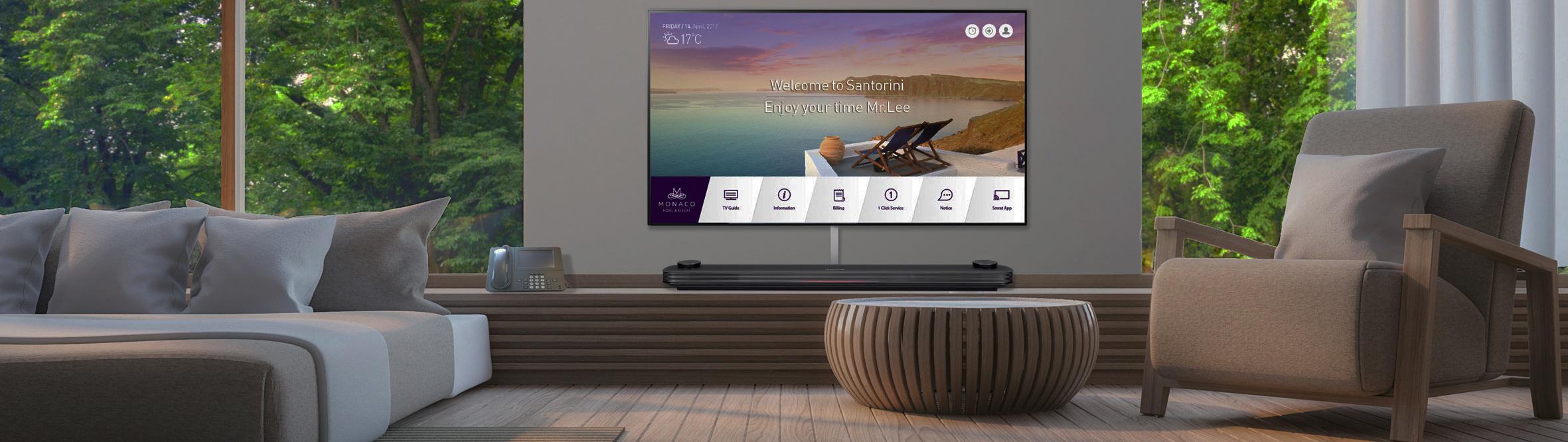 Hotel TV von LG
